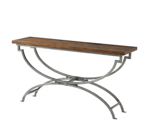 The Marguerite Console Table