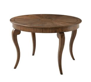 The Odon Center Table