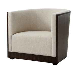Garren Upholstered Tub Armchair