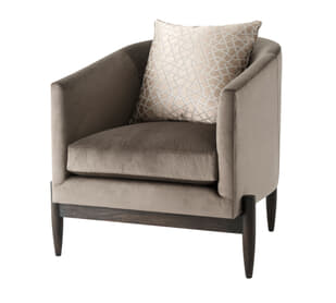 Selby Upholstered Tub Chair (Rowan)