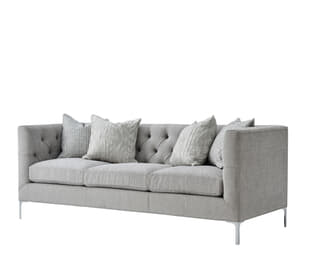 Ardmore Small Sofa (Nickel)
