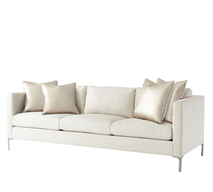 Westmere Sofa (Nickel)