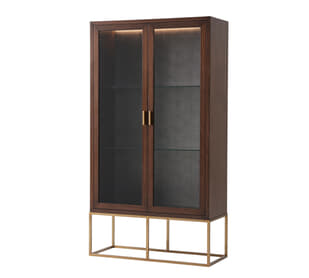 Moore Display Cabinet