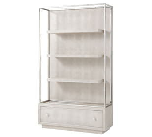 Wesson Open Bookcase