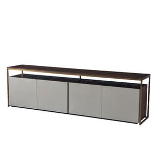 Alphonse Large Media Cabinet