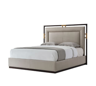 Delmar King Bed II