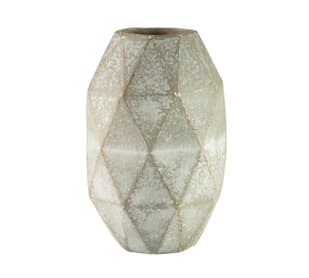 Diamond Small Cut Vase