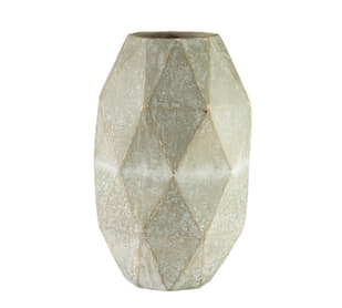 Diamond Large Cut Vase
