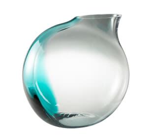 Robin Teal Large Vase