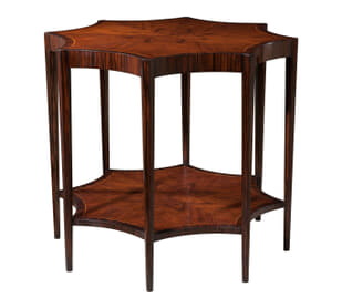 Art Deco Spider Side Table